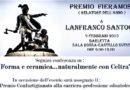"""PREMIO CONFARTIGIANATO """"FIERAMOSCA"""" E  """"ALLA CARRIERA"""""""
