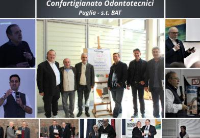 RICONFERMATO IL DIRETTIVO USCENTE DI CONFARTIGIANATO ODONTOTECNICI -PUGLIA s.t. BAT