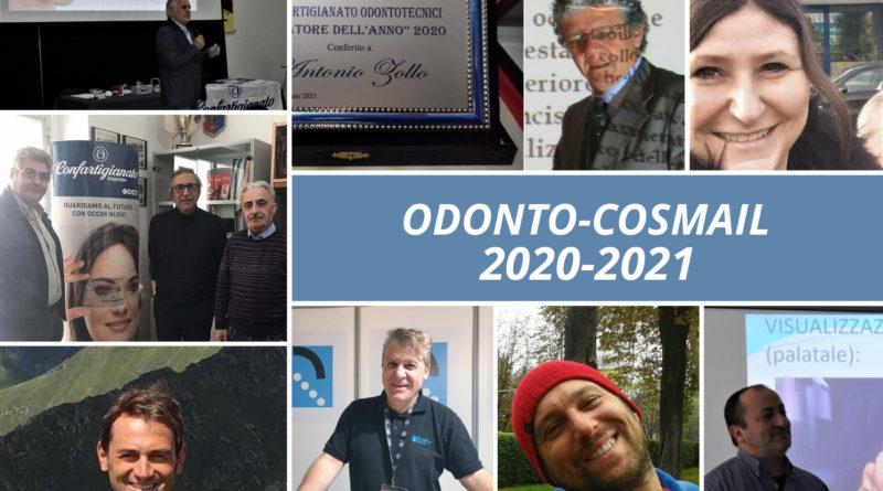 ODONTO COSMAIL 2020-2021 CONFARTIGIANATO A SUPPORTO DELLE SCUOLE PER L'ALTERNANZA SCUOLA LAVORO